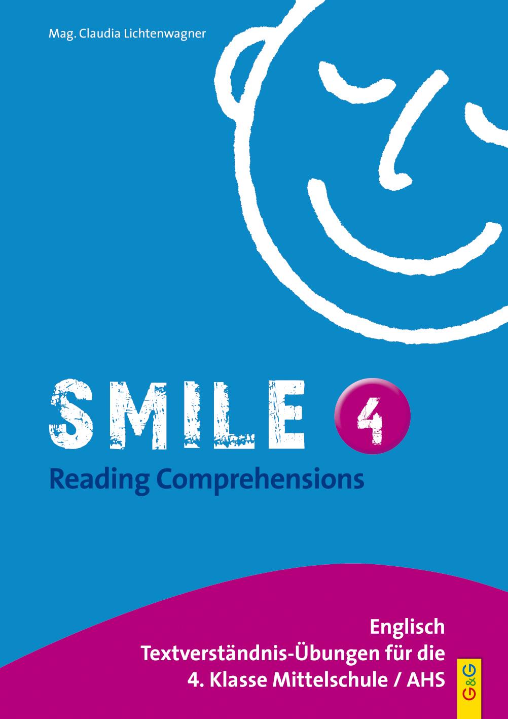 Smile – Reading Comprehensions 4 – Englisch Textverständnis-Übungen ...