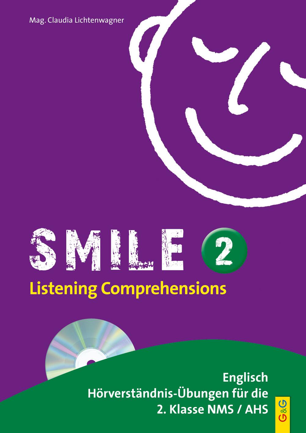 Smile – Listening Comprehension 2 mit CD – Englisch Hörverständnis ...